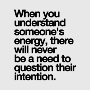 What Kind of Energy are You Keeping Around You?